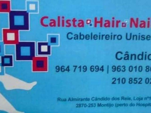Calista – Hair – Nails by Cândida