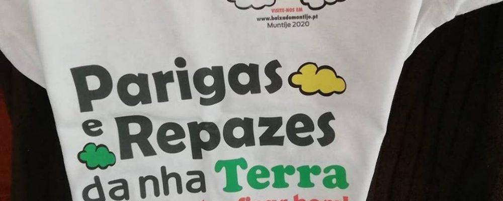 """T-Shirt """"Parigas e Repazes"""" – Vamos Ficar Todos Bem!"""